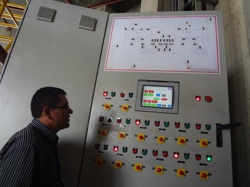 Silo PLC Controlling
