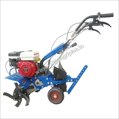 Blue Weima Power Weeder With Honda GX160 Engine 500 AM
