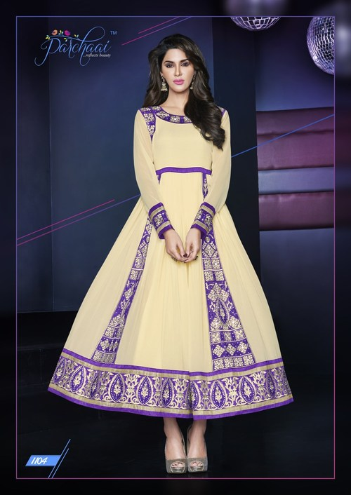 Princess Anarkali Dress