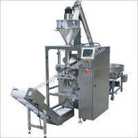 Auger Filler Collar Type Packing Machine