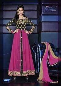 Adorable Midsut Anarkali Dress