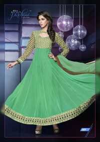 Exquisitely Westerrised Anarkali Dress