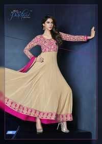 Hemline Anarkali Dress