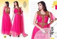 Pink Designer Gowns