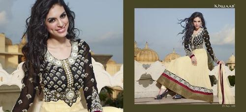 Classic Anarikali dress