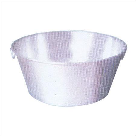Aluminum Round Tub
