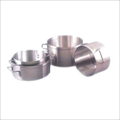 Heavy Duty Aluminium Saucepan