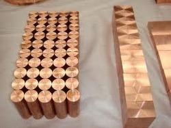 Beryllium Copper Rod & Strip