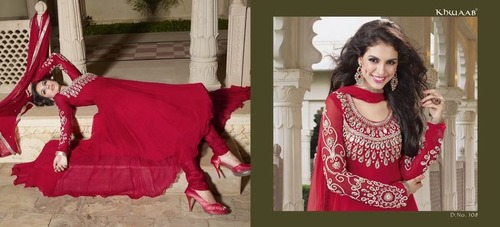 Dazzing Anarkali dress