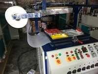 RXZ 2310 SMART SILVER COTTED PAPER LAMINATION & PATTEL DONA,PLATE FARMING MACHINE URGENT SALE