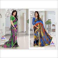 Colorful Designer Saree