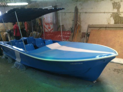 6-10 Seater FRP Speed Boats