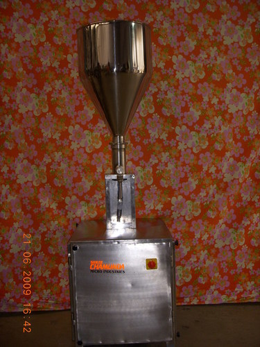 Distumber Filling Machine