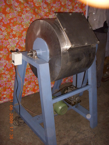 Drum Type Mixing Machine