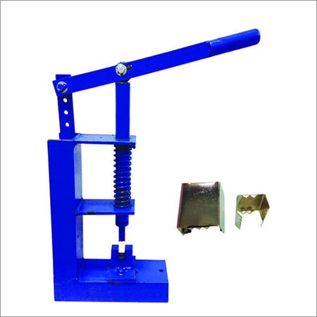 CLAMP FITTING MACHINE