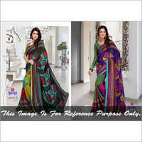 New Printed Sarees