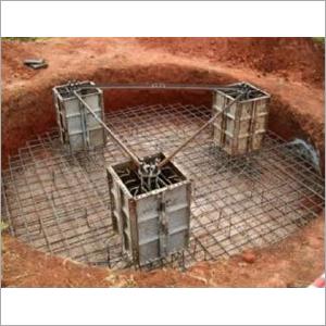 Tower Civil Foundation Works