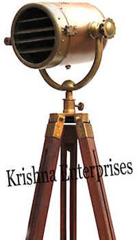 Photography Antique Search Light