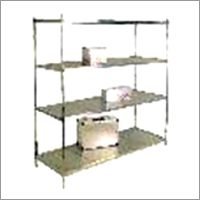 Anti Static Stainless Steel Shelf
