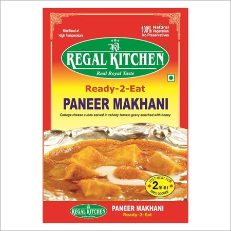 Ready To Eat Paneer Makhani