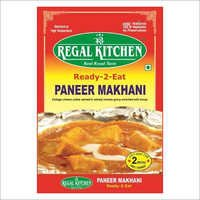 Ready To Eat Paneer Makhani