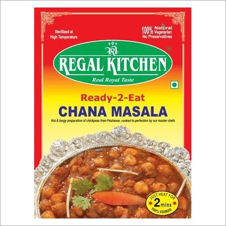 Ready To Eat Chana Masala
