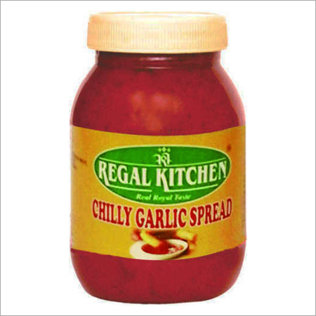 Chilli Garlic Spread