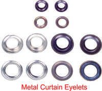 METAL CURTAIN EYELETS