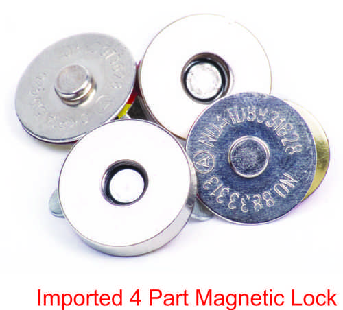 IMPORTED 4 PART MAGNETIC LOCK