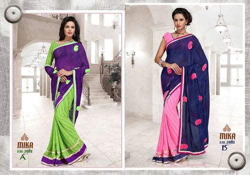 Exclusive Work Sarees