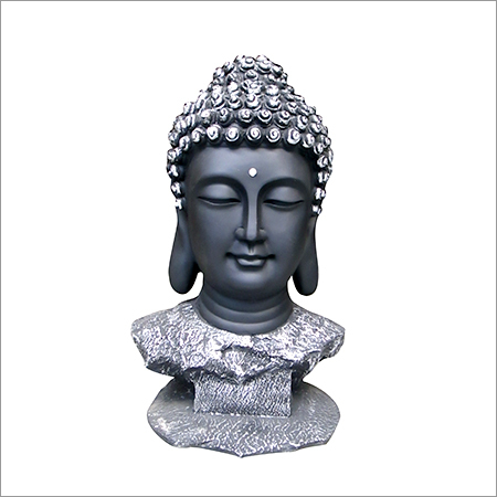 Resin Lord Buddha Bust