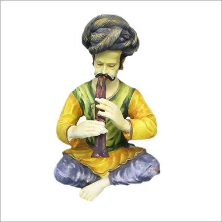 Rajasthani Musician Statues