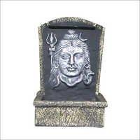 Fiber Lord Shiv Statue Fountain