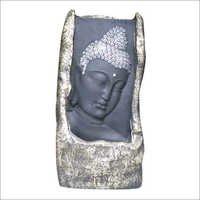 Fiber Lord Buddha Statue Fountation