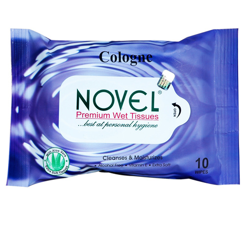 Cologne Wet Tissues 10's