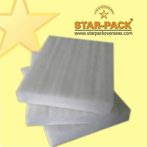 White EPE Foam Sheet