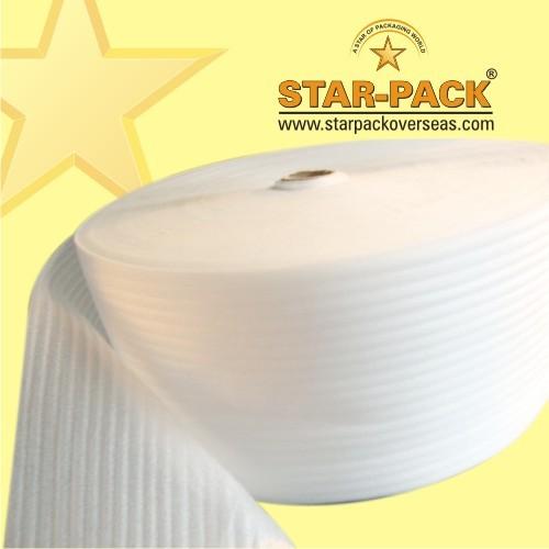 White EPE Foam Roll