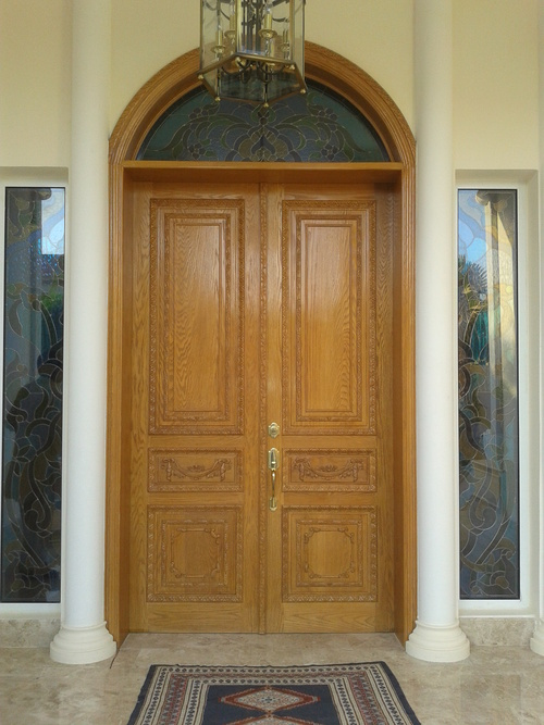 Fancy Wooden Doors