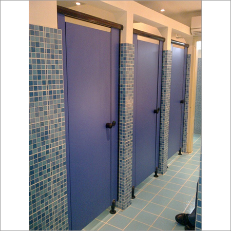 Phenolic Toilet Doors