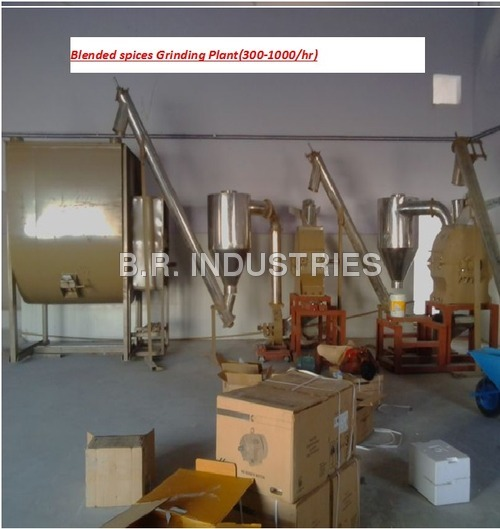 Grinding Plants