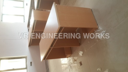 Two Seater Computer Table