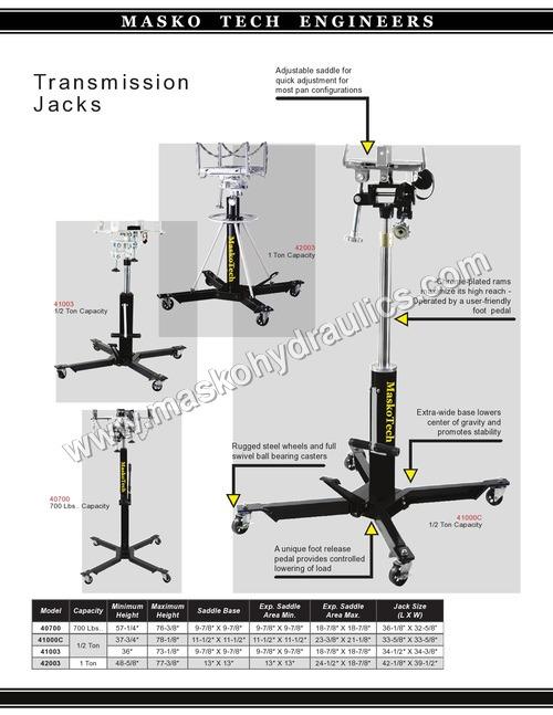 Telescopic Transmission Jack