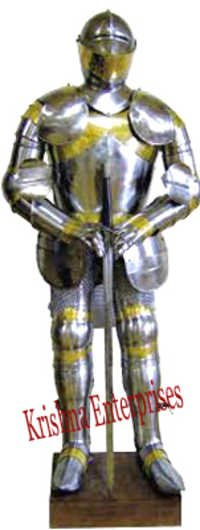 Knight Full Suit Of Armor