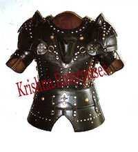 Leather Armor Jacket