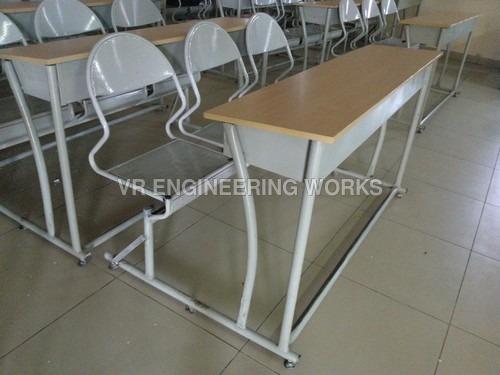 Three Seater Desk