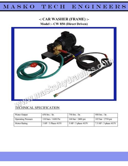 Special Purpose Garage Equipments