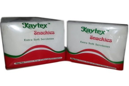 Snackies Extra Soft Serviettes