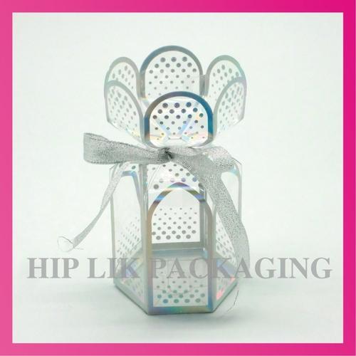 Fancy Plastic Gift Box