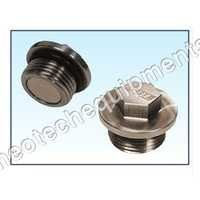 Drain Plug Flanged Filter