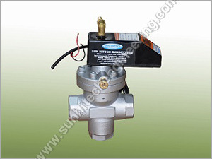 HD Drain Valve Digital